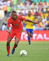 Toni Brito Silva Sa (Guinee) <br /> Libreville ( Gabon ) 14-01-2017 Coppa Africa 2017 <br /> Gabon - Guinea Bissau <br /> Foto Panoramic / Insidefoto