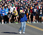 during the first annual Manasquan Turkey Run on Sat., Nov. 22, 2014.  (Andrew Mills Digital Media)