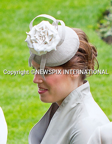 19.06.2014;Ascot, England: ROYAL ASCOT 2014 LADIES DAY - PRINCESS EUGENIE<br /> The Queen, Duke of Edinburgh, Princes Andrew and Harry Prince Harry, Princesses Anne, Eugenie and Beatrice in attendance on the Ladies Day of the 4-day Royal Ascot Race Meeting.<br /> Mandatory Photo Credit: &copy;Francis Dias/NEWSPIX INTERNATIONAL<br /> <br /> **ALL FEES PAYABLE TO: &quot;NEWSPIX INTERNATIONAL&quot;**<br /> <br /> PHOTO CREDIT MANDATORY!!: NEWSPIX INTERNATIONAL(Failure to credit will incur a surcharge of 100% of reproduction fees)<br /> <br /> IMMEDIATE CONFIRMATION OF USAGE REQUIRED:<br /> Newspix International, 31 Chinnery Hill, Bishop's Stortford, ENGLAND CM23 3PS<br /> Tel:+441279 324672  ; Fax: +441279656877<br /> Mobile:  0777568 1153<br /> e-mail: info@newspixinternational.co.uk