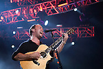 Dave Matthews performs at the Superpages.com Center in Dallas, Texas on September 11, 2010.  (photo by Khampha Bouaphanh)