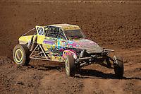 Apr 17, 2011; Surprise, AZ USA; LOORRS driver Gregg Reichman (80) during round 4 at Speedworld Off Road Park. Mandatory Credit: Mark J. Rebilas-