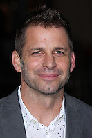 """HOLLYWOOD, LOS ANGELES, CA, USA - MARCH 04: Zack Snyder at the Los Angeles Premiere Of Warner Bros. Pictures And Legendary Pictures' """"300: Rise Of An Empire"""" held at TCL Chinese Theatre on March 4, 2014 in Hollywood, Los Angeles, California, United States. (Photo by Xavier Collin/Celebrity Monitor)"""