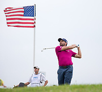 Sergio Garcia (ESP) on the 7th during the 3rd round at the WGC Dell Technologies Matchplay championship, Austin Country Club, Austin, Texas, USA. 24/03/2017.<br /> Picture: Golffile | Fran Caffrey<br /> <br /> <br /> All photo usage must carry mandatory copyright credit (&copy; Golffile | Fran Caffrey)