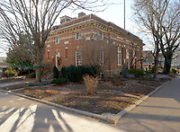 NWA Democrat-Gazette/ANDY SHUPE<br /> Curtis Arnold, owner of the Old Post Office on the Fayetteville square, has partnered with the ownership of Cheers at the Heights in Little Rock to bring Cheers at the OPO to the iconic location. The new restaurant and gathering space should open in February 2019. Wednesday, Dec. 5, 2018,