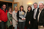 Representatives from IWA collect 1st Community Prize at the St Patricks Day Parade Presentation in The Gary Kelly Centre...Photo NEWSFILE/Jenny Matthews.(Photo credit should read Jenny Matthews/NEWSFILE)....This Picture has been sent you under the condtions enclosed by:.Newsfile Ltd..The Studio,.Millmount Abbey,.Drogheda,.Co Meath..Ireland..Tel: +353(0)41-9871240.Fax: +353(0)41-9871260.GSM: +353(0)86-2500958.email: pictures@newsfile.ie.www.newsfile.ie.FTP: 193.120.102.198.