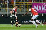 Independiente Santa Fe igualó como local 0-0 ante Atlético Nacional. Fecha 19 Liga Águila II-2016.
