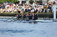 THE FAWLEY CHALLENGE CUP<br /> York City R.C. (366)<br /> The Windsor Boys' School (357)<br /> <br /> Henley Royal Regatta 2018 - Thursday<br /> <br /> To purchase this photo, or to see pricing information for Prints and Downloads, click the blue 'Add to Cart' button at the top-right of the page.
