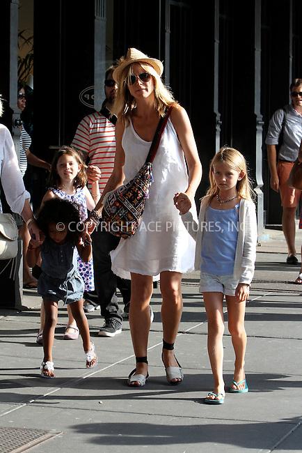 WWW.ACEPIXS.COM . . . . .  ....July 14 2012, New York City....TV personality Heidi Klum goes shopping in Soho on July 14 2012 in New York City....Please byline: NANCY RIVERA- ACEPIXS.COM.... *** ***..Ace Pictures, Inc:  ..Tel: 646 769 0430..e-mail: info@acepixs.com..web: http://www.acepixs.com