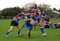 090516 Manawatu Club Rugby - FOB-Oroua v Kia Toa