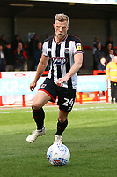 Harry Davis of Grimsby Town during Crawley Town vs Grimsby Town, Sky Bet EFL League 2 Football at Broadfield Stadium on 9th March 2019
