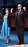 Debra Monk and Boyd Gaines