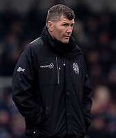 Exeter Chiefs' Head Coach Rob Baxter<br /> <br /> Photographer Bob Bradford/CameraSport<br /> <br /> Gallagher Premiership - Exeter Chiefs v Bristol Bears - Saturday 5th January 2019 - Sandy Park - Exeter<br /> <br /> World Copyright &copy; 2019 CameraSport. All rights reserved. 43 Linden Ave. Countesthorpe. Leicester. England. LE8 5PG - Tel: +44 (0) 116 277 4147 - admin@camerasport.com - www.camerasport.com