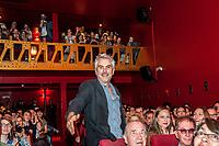 ARRIVEE DE ALFONSO CUARON POUR LA MASTER CLASS - FESTIVAL LUMIERE 2017 A LYON - JOUR 3