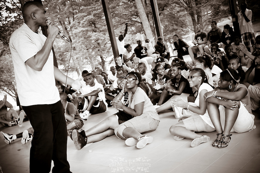 non-profit, summer camp, Camp P.O.W.E.R., kids, youth, community, groundwork, leadership, activities, encouragement, friendship, documentary, cultural, Daryl McDaniels, Run DMC