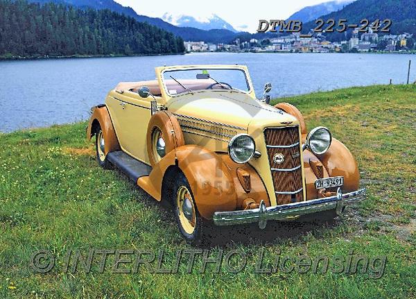 Gerhard, MASCULIN, MÄNNLICH, MASCULINO, antique cars, oldtimers, photos+++++,DTMB225-242,#m#, EVERYDAY