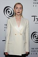 NEW YORK, NY - JANUARY 3: Saoirse Ronan at the New York Film Critics Circle Awards at TAO Downtown in New York City on January 3, 2018. <br /> CAP/MPI/JP<br /> &copy;JP/MPI/Capital Pictures