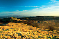 Looking across Muirshiel Country Park from Windy Hill, Muirshiel Country Park, Renfrewshire