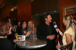 Frank Dicopoulos and fans - So Long Springfield celebrating 7 wonderful decades of Guiding Light Event (Saturday afternoon) come to see fans at the Hyatt Regency Pittsburgh International Airport, in Pittsburgh, PA. during the weekend of October 24 and 25, 2009. (Photo by Sue Coflin/Max Photos)