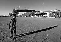 Outback station near Tenant Creek, Northern Territory,Australia