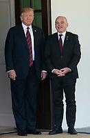President Donald J. Trump and President of the Swiss Confederation Ueli Maurer