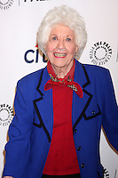 Charlotte Rae<br /> &quot;Facts of Life&quot; 35th Anniversary Reunion, Paley Center For Media, Beverly Hills, CA 09-15-14<br /> David Edwards/DailyCeleb.com 818-249-4998