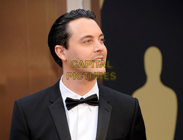 HOLLYWOOD, CA - MARCH 2: Jack Huston arriving to the 2014 Oscars at the Hollywood and Highland Center in Hollywood, California. March 2, 2014.  <br /> CAP/MPI/mpi99<br /> &copy;mpi99/MediaPunch/Capital Pictures