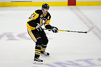 May 29, 2017: Pittsburgh Penguins center Evgeni Malkin (71) plays in the neutral zone during game one of the National Hockey League Stanley Cup Finals between the Nashville Predators  and the Pittsburgh Penguins, held at PPG Paints Arena, in Pittsburgh, PA. Pittsburgh defeats Nashville 5-3 in regulation time.  Eric Canha/CSM