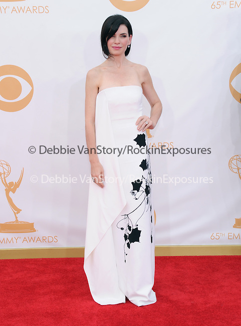 Julianna Margulies  attends 65th Annual Primetime Emmy Awards - Arrivals held at The Nokia Theatre L.A. Live in Los Angeles, California on September 22,2012                                                                               © 2013 DVS / Hollywood Press Agency