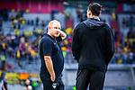 09.08.2019, Merkur Spiel-Arena, Düsseldorf, GER, DFB Pokal, 1. Hauptrunde, KFC Uerdingen vs Borussia Dortmund , DFB REGULATIONS PROHIBIT ANY USE OF PHOTOGRAPHS AS IMAGE SEQUENCES AND/OR QUASI-VIDEO<br /> <br /> im Bild | picture shows:<br /> <br /> Foto © nordphoto / Rauch