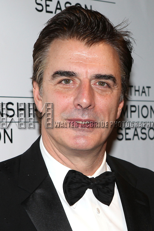 Chris Noth.attending the Opening Night Performance After Party for  'That Championship Season' at Gotham Hall in New York City.
