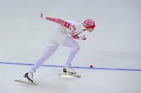OLYMPICS: SOCHI: Adler Arena, 11-02-2014, 500m Ladies, Yekaterina Malysheva (RUS), ©foto Martin de Jong