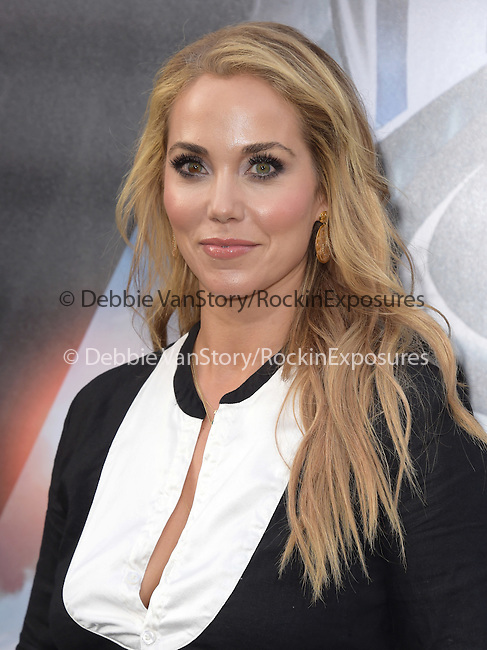 Elizabeth Berkley attends The Warner Bros. Pictures World Premiere of San Andreas held at the TCL Chinese Theatre  in Hollywood, California on May 26,2015                                                                               © 2015 Hollywood Press Agency