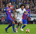 03.12.2016 Barcelona. La Liga. Picture show Marcelo in action during game between Fc Barcelona against Real Madrid at Camp Nou