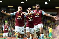 2019 Premier League Football Norwich v Aston Villa Oct 5th
