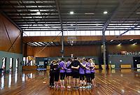 25.08.2017 Silver Ferns during at the Silver Ferns training in Brisbane. Mandatory Photo Credit ©Michael Bradley.