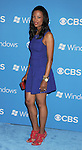WEST HOLLYWOOD, CA - SEPTEMBER 18: Aisha Tyler arrives at the CBS 2012 fall premiere party at Greystone Manor Supperclub on September 18, 2012 in West Hollywood, California.