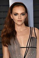 04 March 2018 - Los Angeles, California - Madeline Brewer. 2018 Vanity Fair Oscar Party hosted following the 90th Academy Awards held at the Wallis Annenberg Center for the Performing Arts. <br /> CAP/ADM/BT<br /> &copy;BT/ADM/Capital Pictures