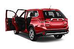 Car images of 2016 Mitsubishi Outlander Intense Premium 5 Door SUV Doors
