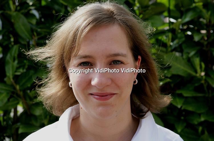 Foto: VidiPhoto..OPHEUSDEN - Portret van Lutine van Meerten-van Wendel de Joode