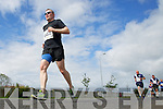 John Davis pictured at the Rose of Tralee International 10k Race in Tralee on Sunday.