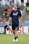 15 June 2016: New England's Bobby Shuttleworth. The Carolina RailHawks hosted the New England Revolution at WakeMed Stadium in Cary, North Carolina in a 2016 Lamar Hunt U.S. Open Cup fourth round game.