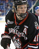 Steve Quailer (Northeastern - 10) - The visiting Northeastern University Huskies defeated the University of Massachusetts-Lowell River Hawks 3-2 with 14 seconds remaining in overtime on Friday, February 11, 2011, at Tsongas Arena in Lowelll, Massachusetts.