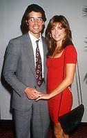 Peter Barton Lisa Rinna<br /> 1992<br /> Photo By Michael Ferguson/CelebrityArchaeology.com