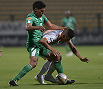Equidad sufrió un tras pie y cayó 0 - 1 ante Envigado en juego de la tercera fecha del Apertura 2015, que se jugó en el estadio Metropolitano de Techo de la capital colombiana.