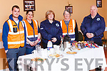 Pic. Members of Abbeyfeale &amp; District Search &amp; Rescue who organised<br /> last Saturday's  Coffee Morning.<br /> L-R Peter Murphy, Sabrina Curtin, Noelle Broderick, Geraldine<br /> Murphy,Christy Kelliher.