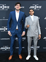 "15 May 2019 - Hollywood, California - Boban Marjanovic, Tobias Harris. ""John Wick: Chapter 3 - Parabellum"" Special Screening Los Angeles held at the TCL Chinese Theatre. Photo Credit: Birdie Thompson/AdMedia"