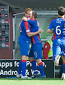 22/08/2010   Copyright  Pic : James Stewart.sct_jsp017_dundee_utd_v_ict  .:: ADAM ROONEY CELEBRATES AFTER HE SCORES THE FOURTH FROM THE PENALTY SPOT :: .James Stewart Photography 19 Carronlea Drive, Falkirk. FK2 8DN      Vat Reg No. 607 6932 25.Telephone      : +44 (0)1324 570291 .Mobile              : +44 (0)7721 416997.E-mail  :  jim@jspa.co.uk.If you require further information then contact Jim Stewart on any of the numbers above.........