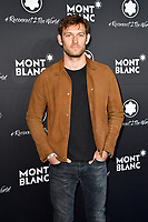 Alex Pettyfer beim Montblanc Travel & the Arts Events vor dem Gallery Weekend im Metropoltheater. Berlin, 24.04.2019