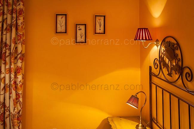 Hotel Rural El Remanso de Gredos en Navalonguilla.