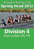 Abingdon Spring Head 2012-Div04